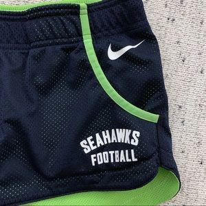 Nike Shorts - Nike Seattle Seahawks Mesh Short